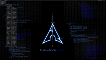 BlackArch Linux with awesome wm